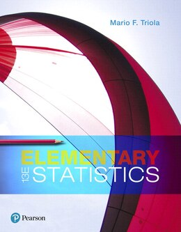 Book Elementary Statistics With Integrated Review And Guided Workbook Plus Mystatlab With Pearson E-text… by Mario F. Triola