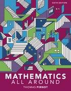 Mathematics All Around Plus Mymathlab -- Access Card Package