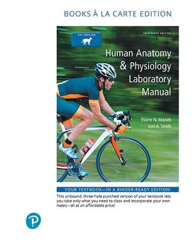 Human Anatomy Physiology Laboratory Manual Fetal Pig Version Books A La Carte Plus Mastering A P With Pearson Etext Access Card Package