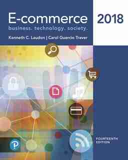 E-commerce 2018 by Kenneth C. Laudon