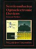 Book Semiconductor Optoelectronic Devices by Pallab Bhattacharya
