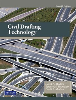 Book Civil Drafting Technology by David A. Madsen