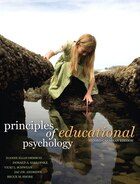 Principles of Educational Psychology, Second Canadian Edition