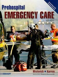 Prehospital Emergency Care (Hardcover version)