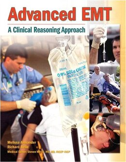 Book Workbook for Advanced EMT by Melissa Alexander