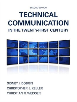 Book Technical Communication in the Twenty-First Century by Sidney I. Dobrin