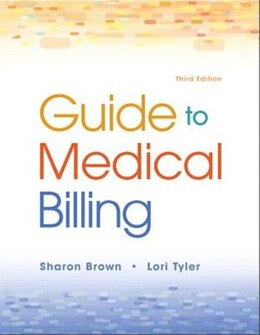 Book Guide to Medical Billing by Sharon Brown