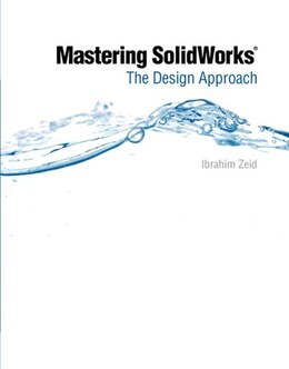 Book Mastering SolidWorks by Ibrahim Zeid
