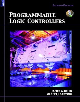 Book Programmable Logic Controllers by James A. Rehg