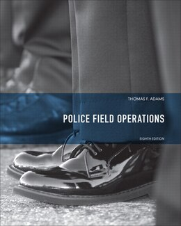 Book Police Field Operations by Thomas F. Adams