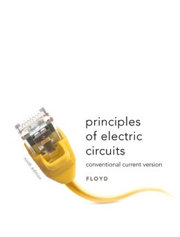 Book Principles of Electric Circuits: Conventional Current Version by Thomas L. Floyd