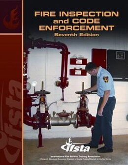Book Fire Inspection And Code Enforcement by Ifsta
