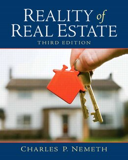 Book Reality of Real Estate by Charles P. Nemeth
