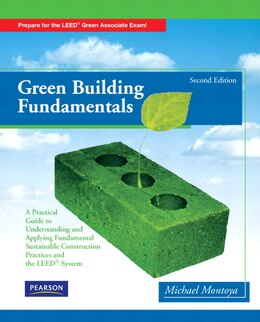 Book Green Building Fundamentals by Mike Montoya