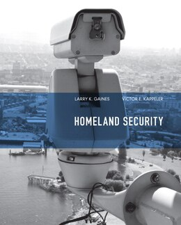 Book Homeland Security by Larry K. Gaines
