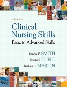 Book Clinical Nursing Skills by Sandra F. Smith