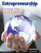 Entrepreneurship: Owning Your Future (High School Textbook)