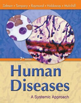 Book Human Diseases: A Systemic Approach by Mark Zelman