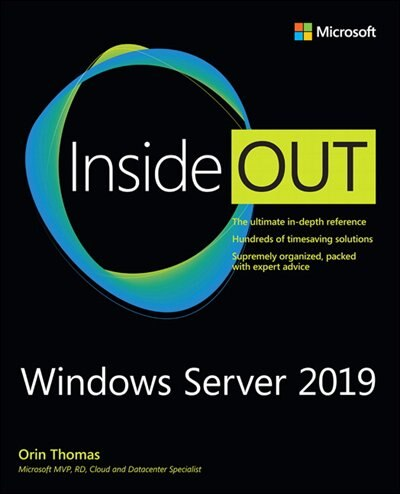 Windows Server 2019 Inside Out by Orin Thomas
