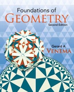Book Foundations of Geometry by Gerard Venema