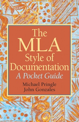 Book MLA Style of Documentation: The A Pocket Guide by Mike Pringle