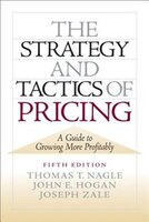 The Strategy And Tactics Of Pricing: New International Edition