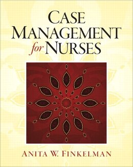 Book Case Management for Nurses by Anita Finkelman