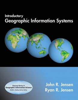 Book Introductory Geographic Information Systems by John R. Jensen