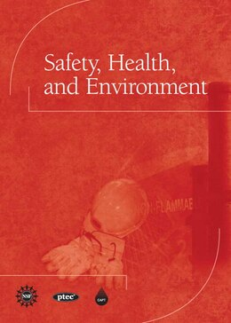 Book Safety, Health, and Environment by Capt(center For The Advancement Of Process Tech)l