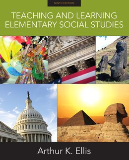 Book Teaching and Learning Elementary Social Studies by Arthur K Ellis