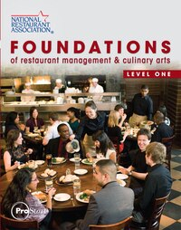 Foundations Of Restaurant Management & Culinary Arts: Level 1