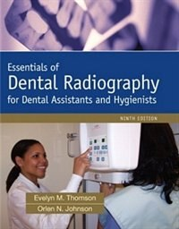 Book Essentials of Dental Radiography by Evelyn Thomson