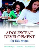 Adolescent Development For Educators With Myeducationlab With Enhanced Pearson Etext, Loose-leaf…