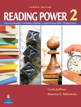 Book READING POWER 2             4E: Student Book by PEARSON LONGMAN