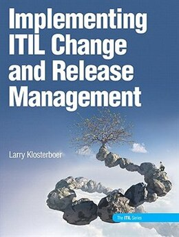 Book Implementing ITIL Change and Release Management by Larry Klosterboer
