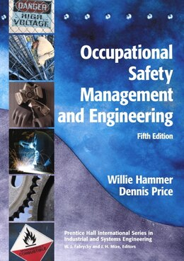 Book Occupational Safety Management and Engineering by Willie Hammer