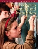 Book Psychology In Learning And Instruction by Patricia A. Alexander