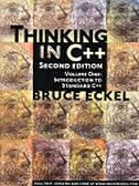 Book Thinking in C++: Introduction to Standard C++, Volume One by Bruce Eckel