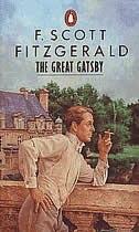 Book Great Gatsby by F Scott Fitzgerald
