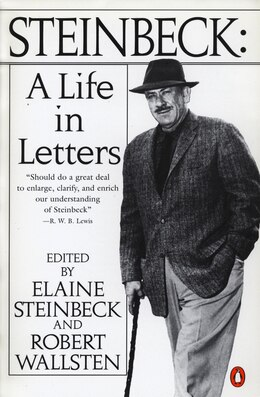 Book Steinbeck: A Life In Letters by John Steinbeck