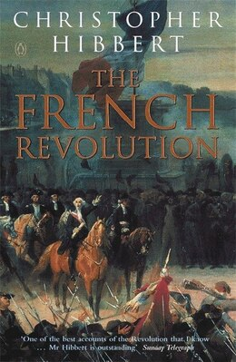 Book French Revolution by Christopher Hibbert