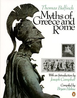 Book Myths Of Greece And Rome by Bryan Holme