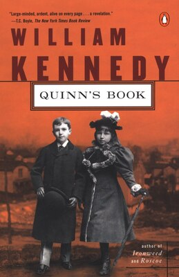 Book Quinn's Book by William Kennedy