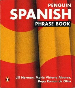 Book Spanish Phrase Book: New Edition by Jill Norman