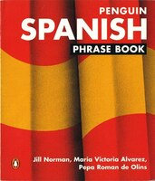 Spanish Phrase Book: New Edition