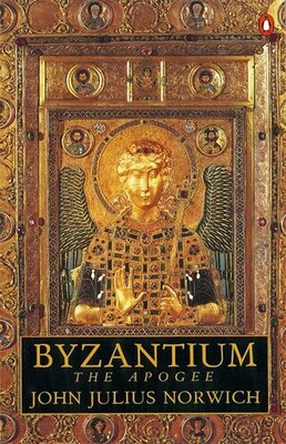 Book Byzantium #2 The Apogee by John Julius Norwich