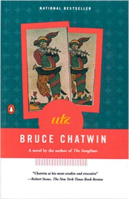 Book Utz by Bruce Chatwin