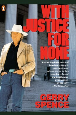 Book With Justice for None by Gerry Spence