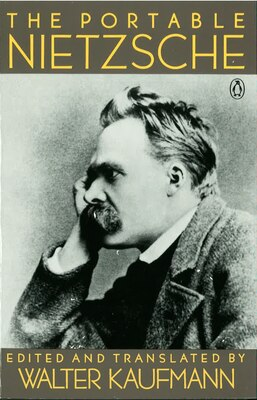 Book The Portable Nietzsche by Friedrich Nietzsche