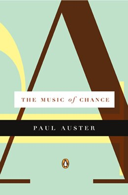 Book The Music of Chance by Paul Auster